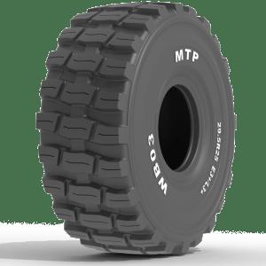 MTP WB03 - opona do ładowarki, równiarki i zgarniarki, a także wozidła przegubowego