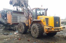 Huty złomowiska utylizacja odpadów